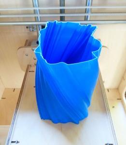 Printed using 3Dom Filaments Sky Blue PLA