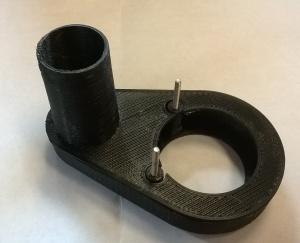CNC Dust Collector Vacuum Attachment